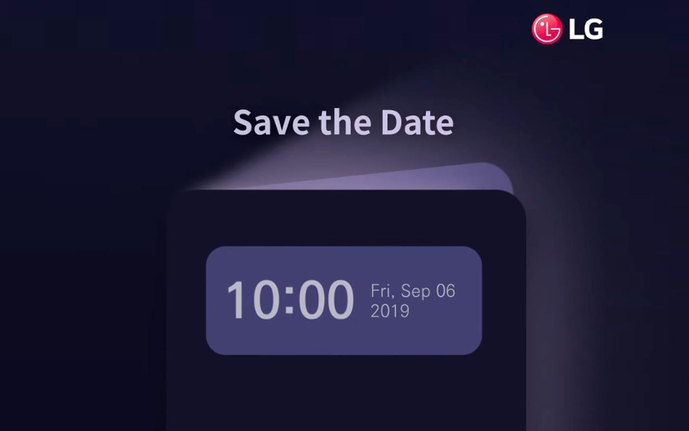 LG se prepara para lançar smartphone com tela dupla na IFA 2019 em Berlim