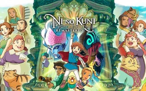 Ni No Kuni: Wrath of the White Witch ganha remasterização e chega para PS4, PC e Switch em setembro