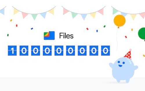 Files do Google: Aplicativo perfeito para limpar seu Android, atinge a marca de 100 milhões de usuários