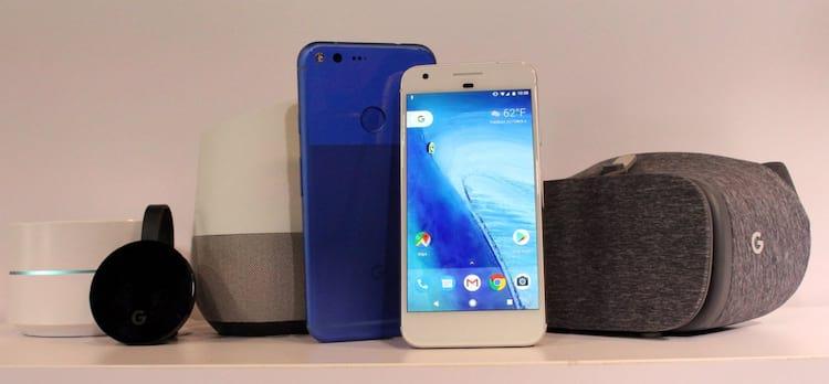 Dispositivos Google serão feitos de material reciclado até 2022