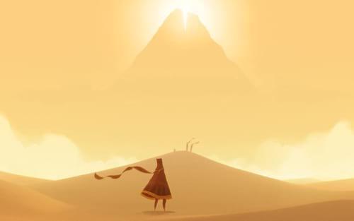 Journey, famoso game para PlayStation 4, é lançado para iOS