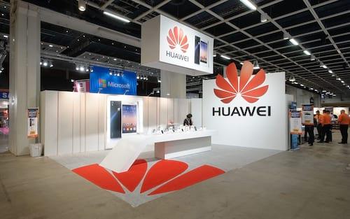 Huawei forte no Brasil! Empresa anuncia três novos quiosques