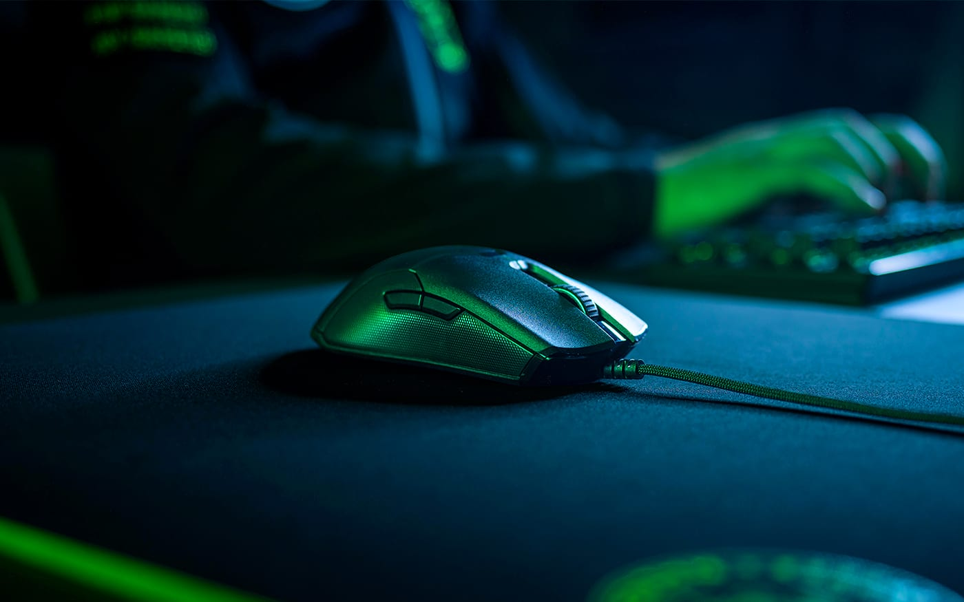 Razer lança mouse Razer Viper no Brasil com switches ópticos