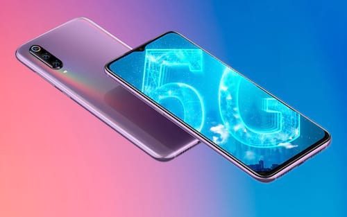 Mi 9 5G pode ser o segundo smartphone 5G da Xiaomi