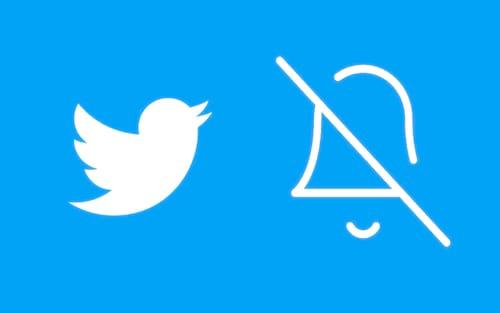 Cansado das notificações do Twitter? Em breve você poderá silenciá-las!