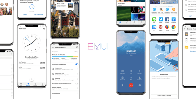 EMUI 10 baseada no Android Q chega dia 9 de agosto