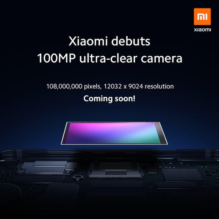 Xiaomi anuncia estar trabalhando em sensor com 108MP.