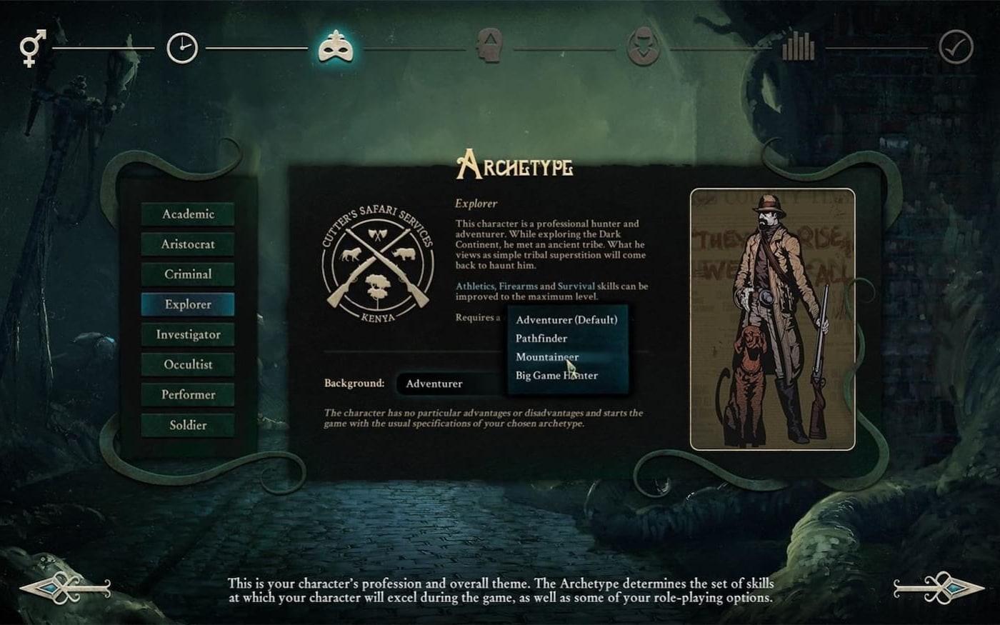 Conheça Stygian: Reign of the Old Ones, um RPG a