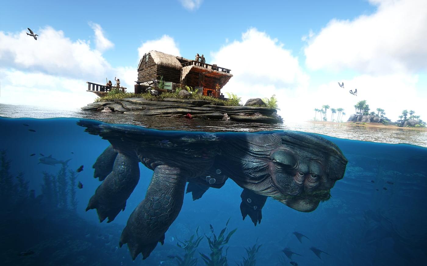 Conheça a expansão de Ark: Survival Envolved, Genesis!