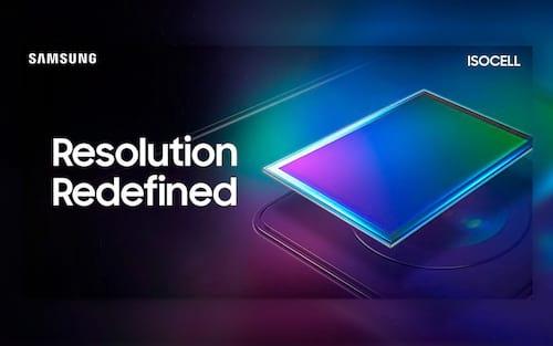 Sensor IsoCell de 108 megapixels da Samsung chegará dia 12 de agosto