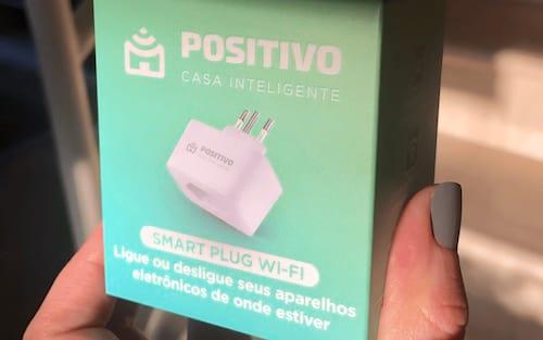Vale a pena investir no Smart Plug Wi-Fi da Positivo?