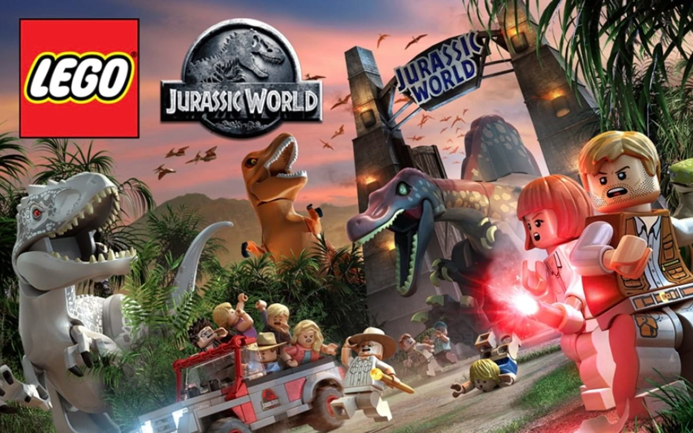 Nintendo Switch vai receber LEGO Jurassic World
