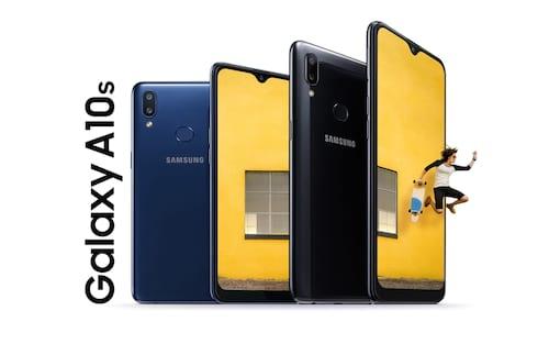 Samsung anuncia Galaxy A10s com câmera frontal de 8MP, leitor biométrico e bateria de 4000mAh