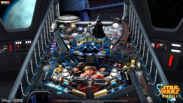 Star Wars Pinball