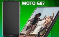 Imagens vazadas sugerem novo moto G8 sem câmera frontal