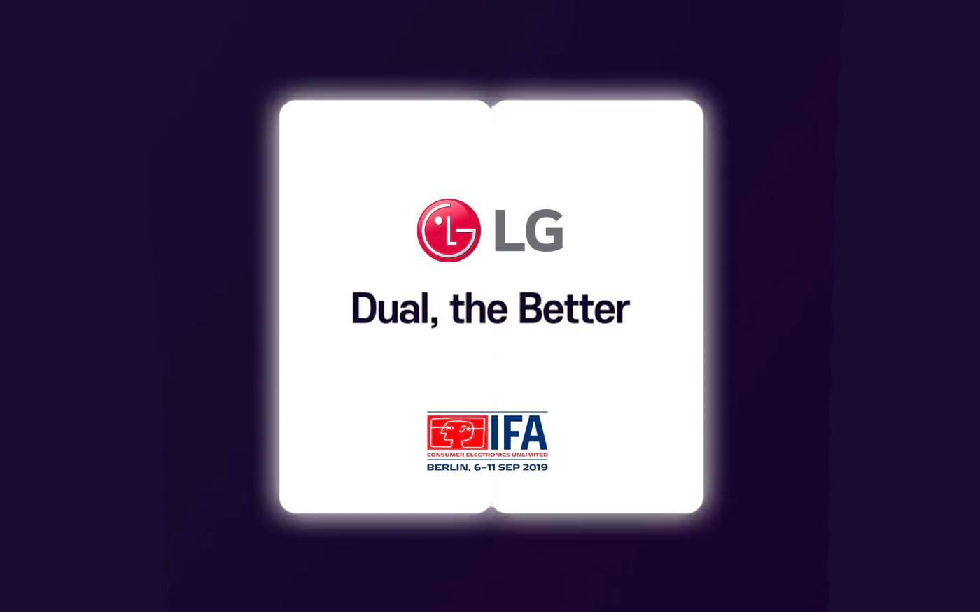 LG registra LG K50S e V60S a tempo para a IFA 2019
