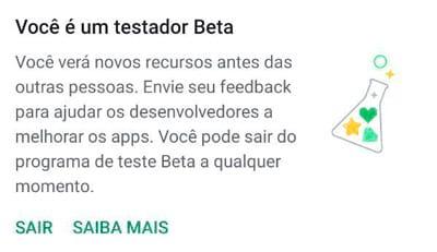 Se você é usuário beta do Whatsapp para Android já pode se sentir mais protegido. Ative agora o bloqueio por impressão digital