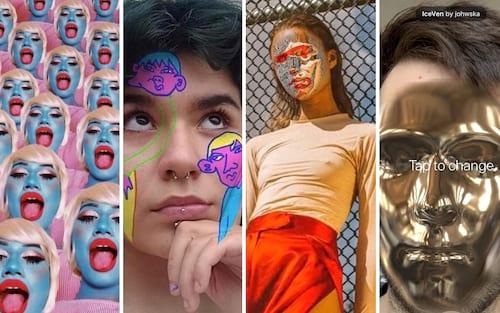 Agora qualquer um pode criar filtros com realidade aumentada no Instagram