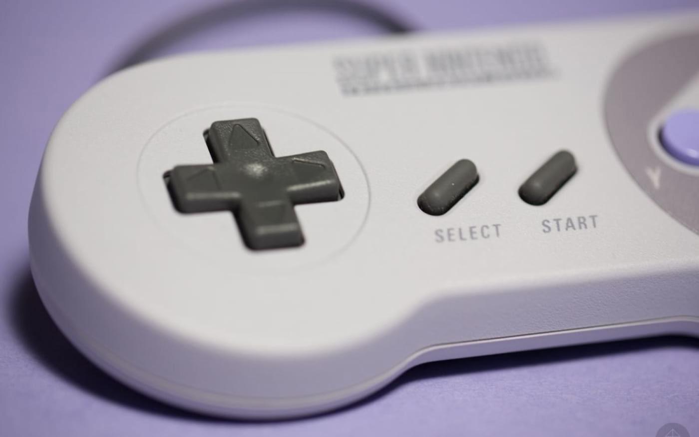 Nintendo Switch deve ganhar controle sem fio para Super Nintendo (SNES)