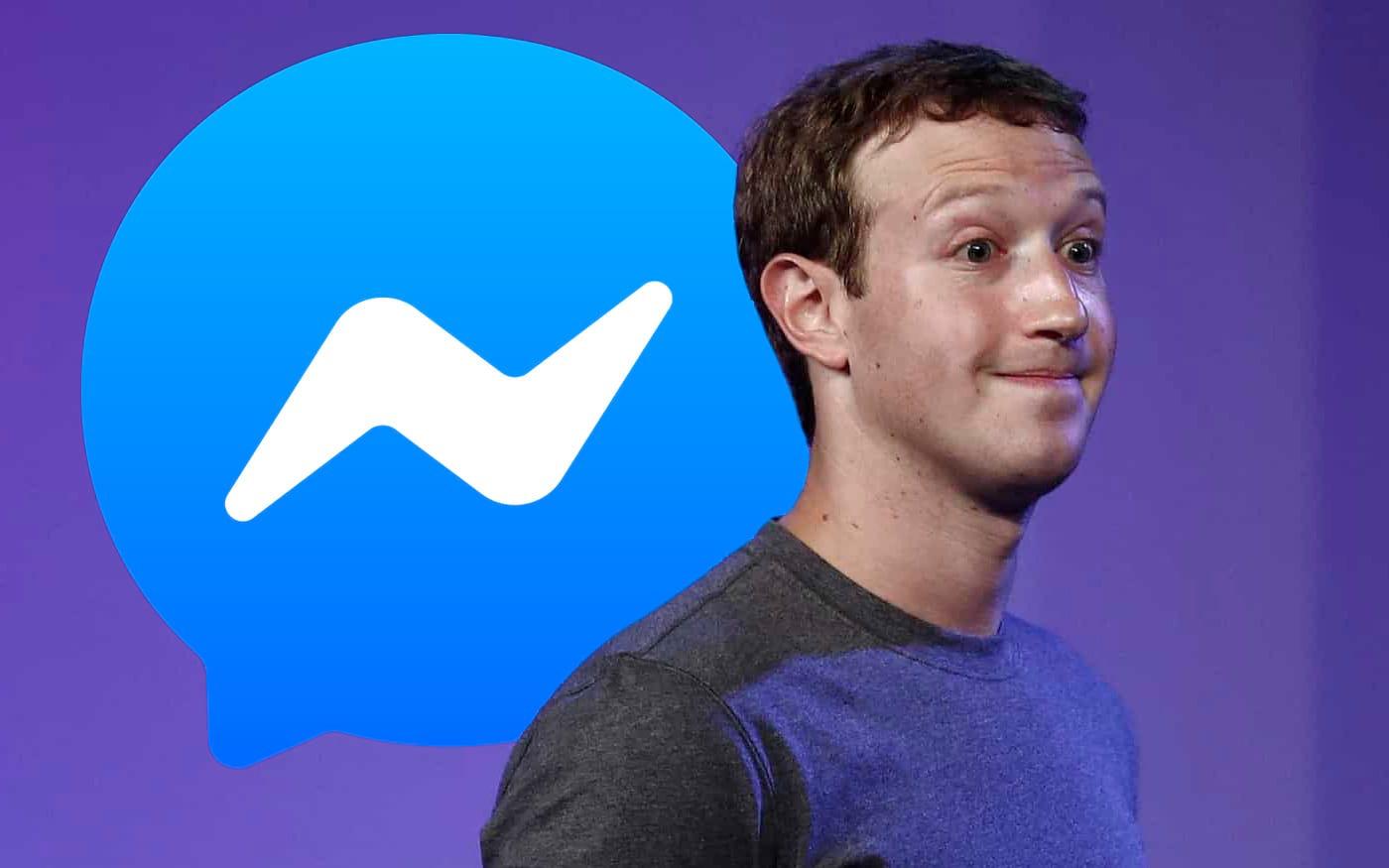 Facebook vinha usando empresas externas para transcrever áudios de usuários do Messenger