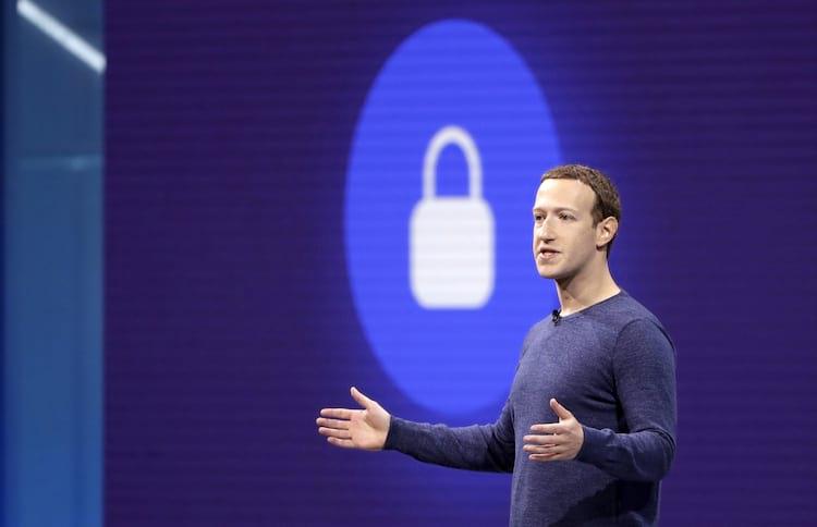 Facebook novamente envolvido com problemas de vazamento de informações
