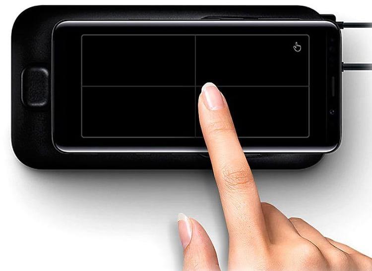dex pad samsung touchpad