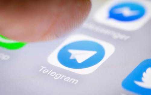 Criminosos se aproveitam de segurança do Telegram para aplicar golpes