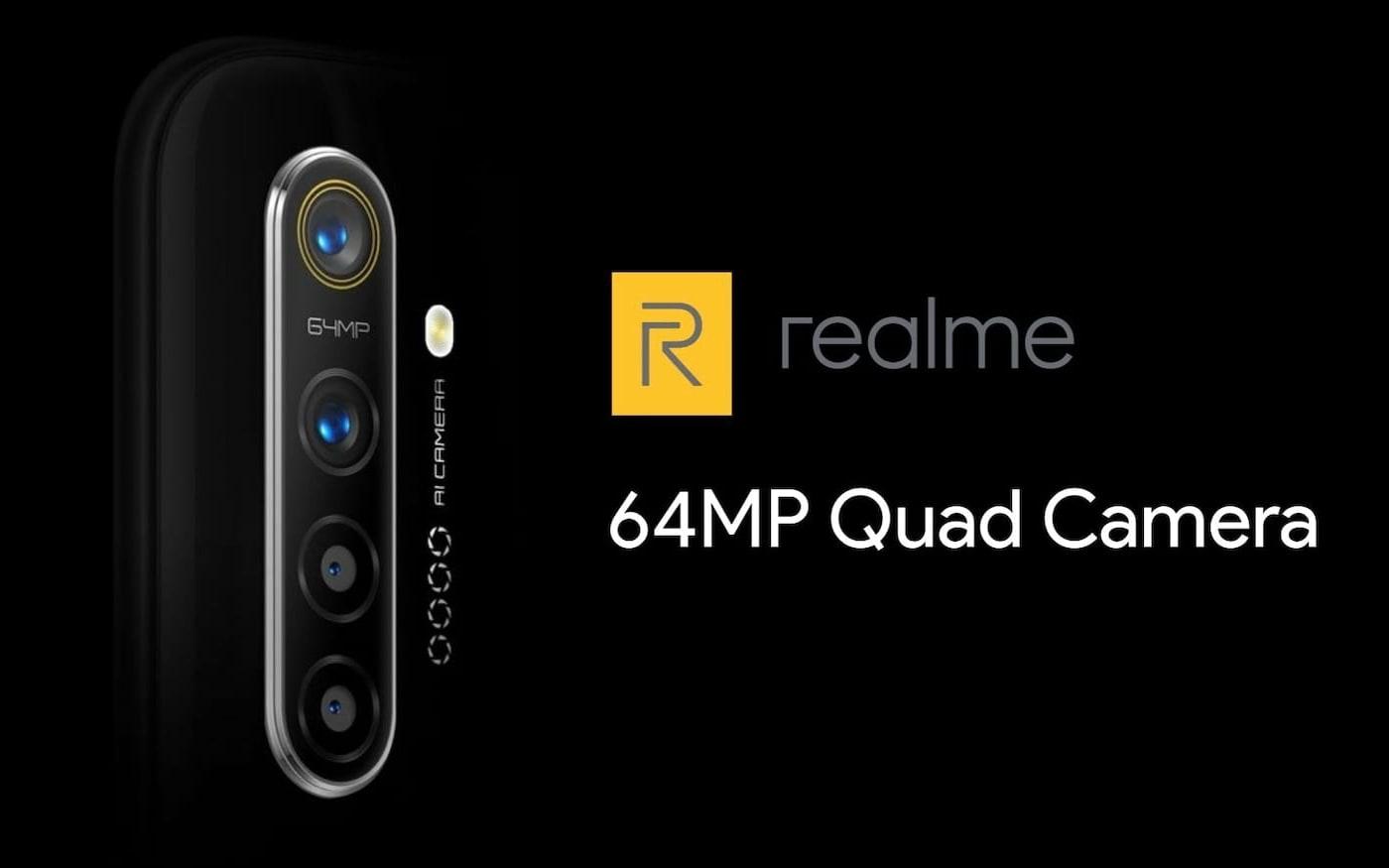 Realme anuncia nova geração quad-camera de smartphones