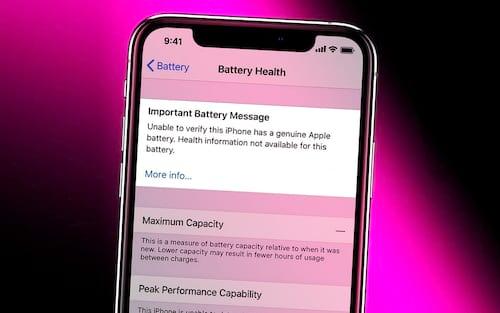 Apple se manifesta sobre o caso da substituição das baterias do iPhone