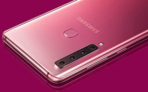 Samsung Galaxy A91 com câmera de 108MP em 2020