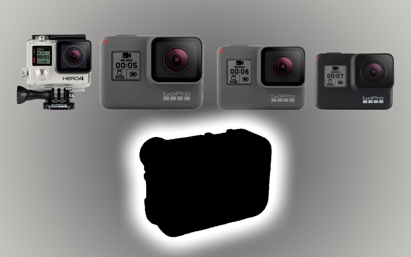 Leak: GoPro Hero 8 e GoPro Max 360 aparecem na internet
