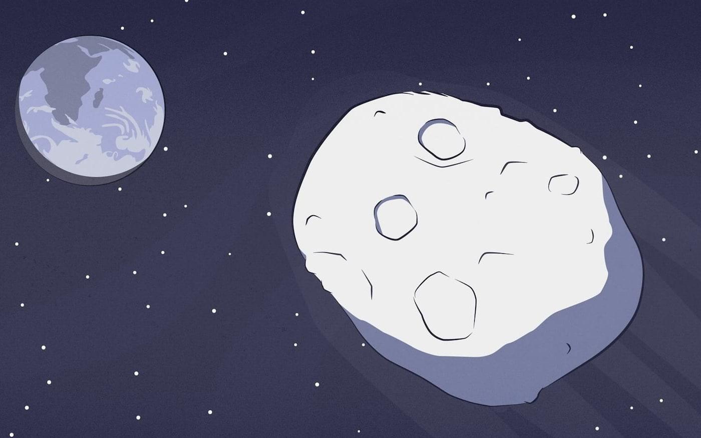 Cientista americana diz ter certeza que a Terra será atingida por um asteroide