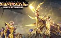 Saint Seiya Awakening: Knights of the Zodiac já está disponível para pré-registro na Play Store