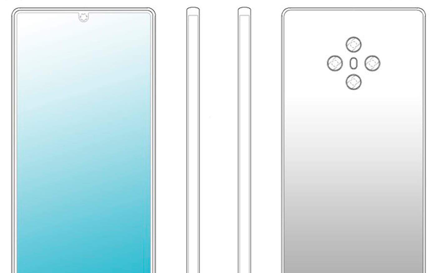 Smartphones LG: Patentes mostram dispositivos sem botões físicos