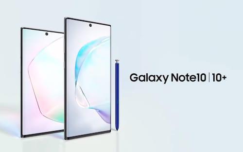 Galaxy Note 10 e Note 10 Plus: Atualização traz Patch de segurança de agosto e melhorias para o sistema