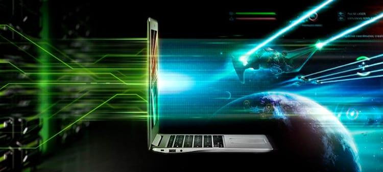 nVidia entra na briga pela fatia de mercado dos jogos em nuvem. O conceito é simples, todo o processamento acontece na nuvem e você precisa de uma tela, TV, PC, Monitor, um controle e uma internet de ótima qualidade