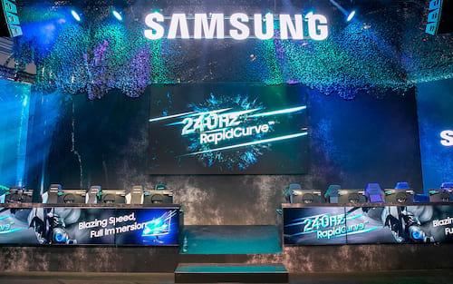 Samsung lança monitor curvo Gamer de 240Hz com G-Sync