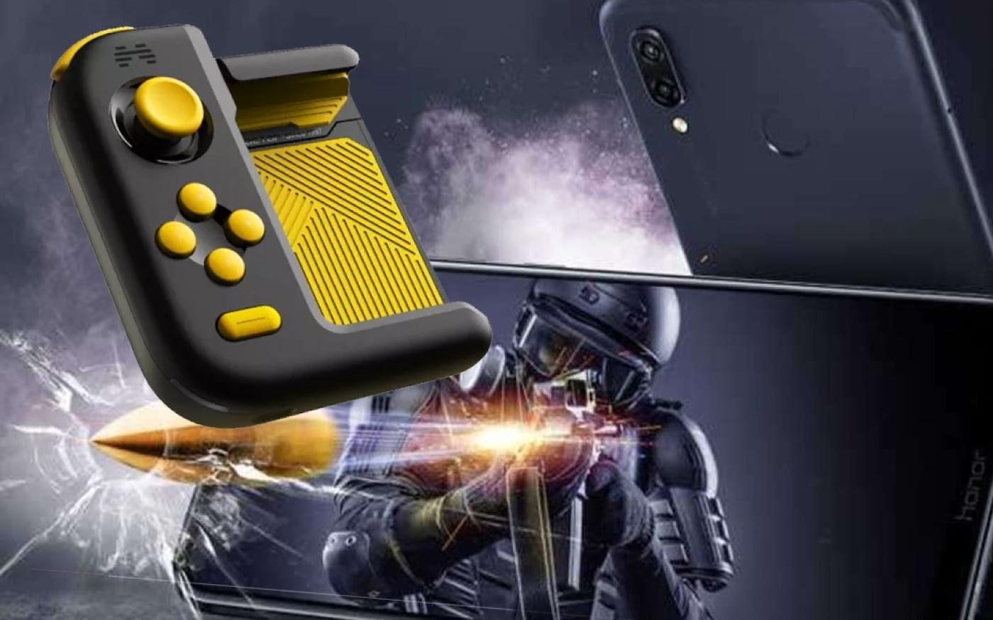 Honor apresenta Gamepad (controle) Bluetooth para smartphones