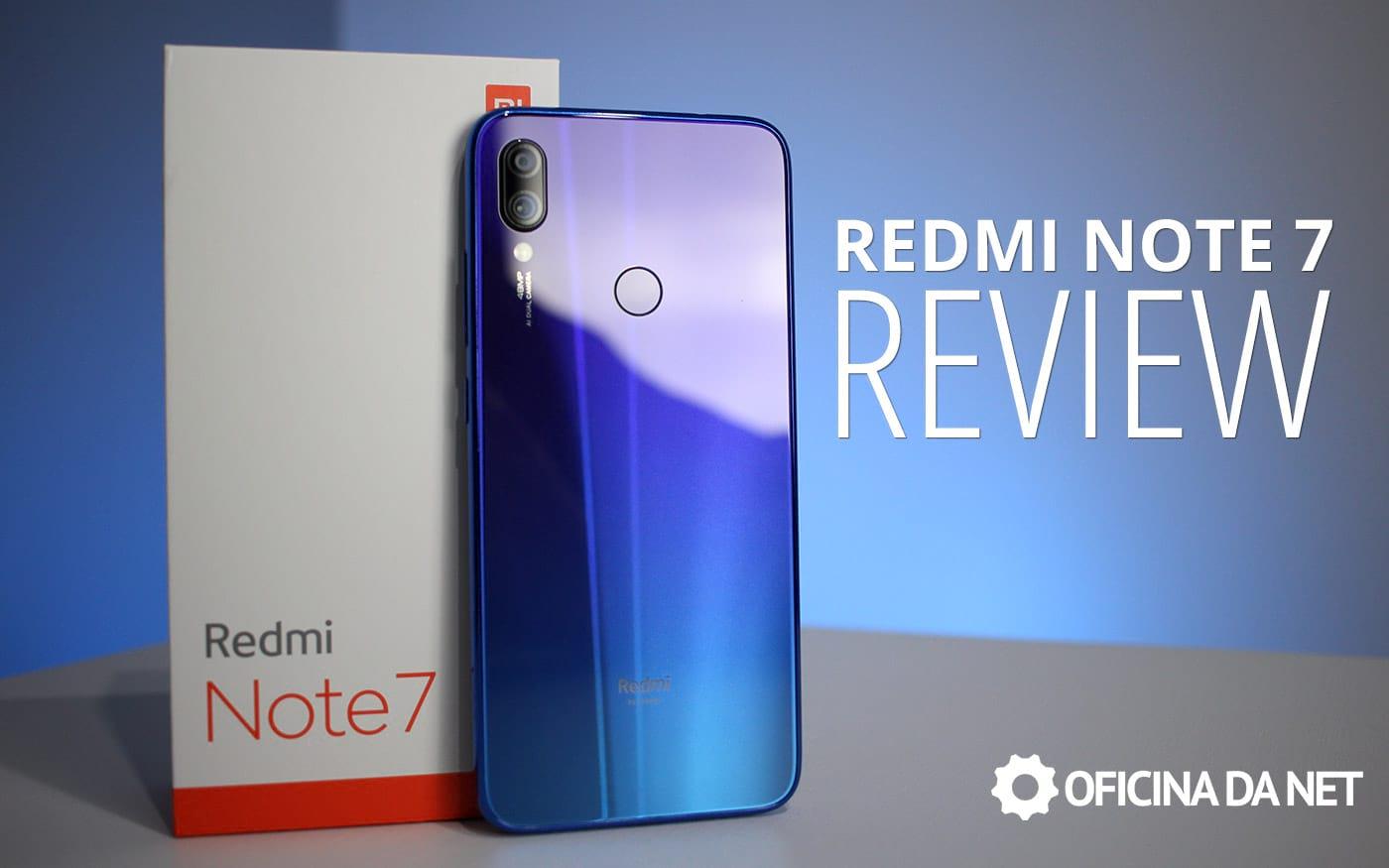 REDMI NOTE 7 - REVIEW - Ainda tá valendo a pena comprar esse Xiaomi?