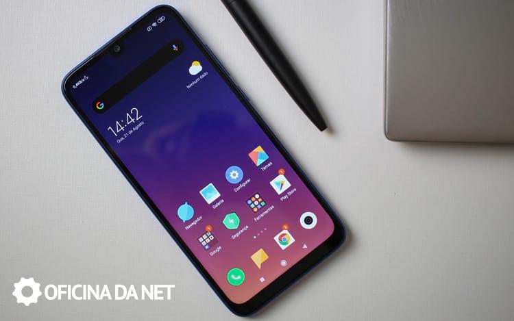 Redmi Note 7 - Tela
