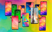 Top 10 smartphones entre R$500 e R$1.100