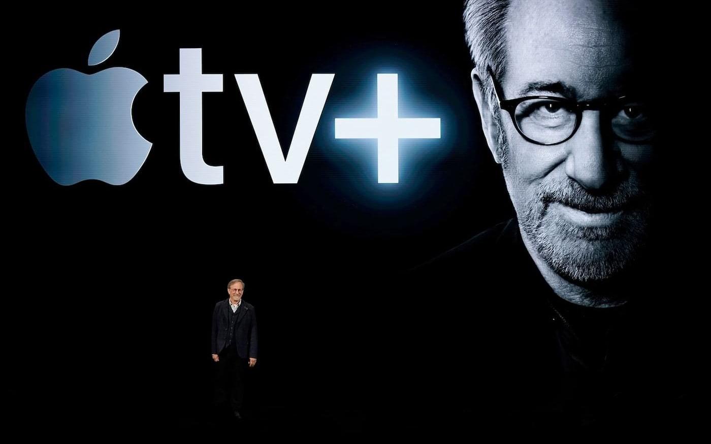 Apple TV Plus será concorrente da Netlix, com grandes estrelas do cinema