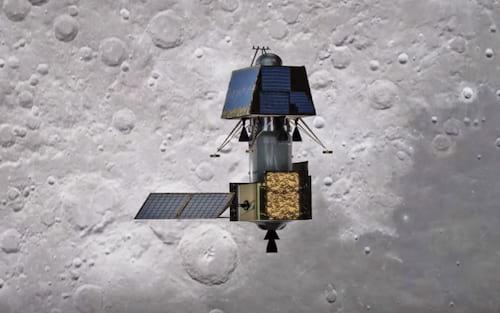 Chandrayaan-2: Nave espacial indiana entra na órbita da Lua