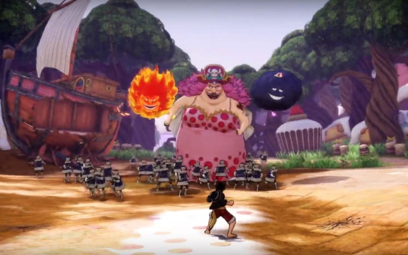 [Gamescom 2019] One Piece Pirate Warriors 4 ganha novo trailer!