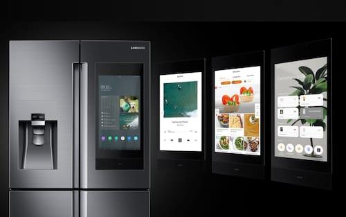 Geladeira inteligente Samsung Family Hub vai custar R$ 25 mil