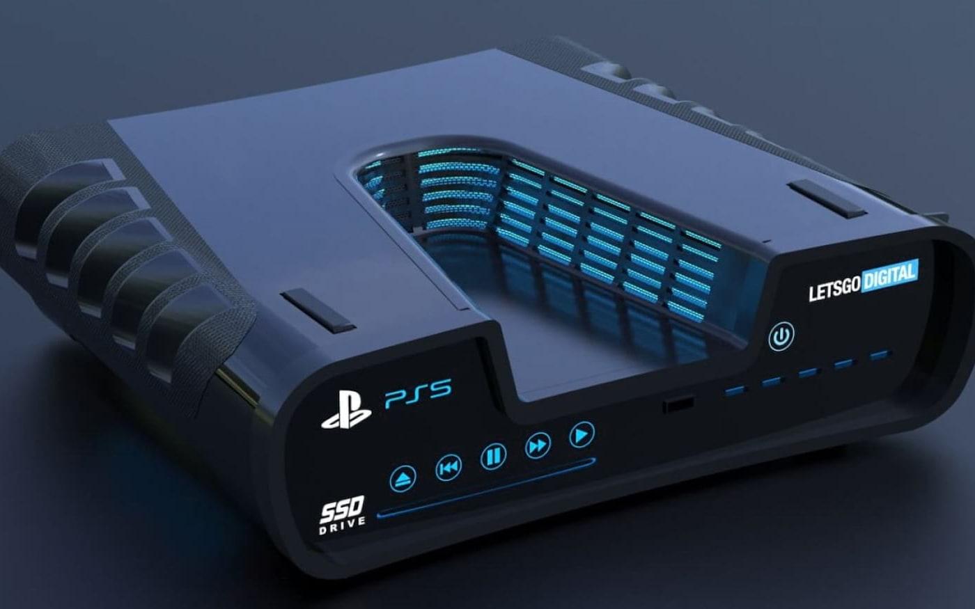 Versão final da Sony do console PlayStation 5 ou kit de desenvolvedor do PS5 (dev Kit)?