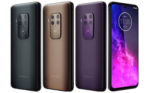 Motorola One Zoom será o primeiro da marca com 4 câmeras e 48MP