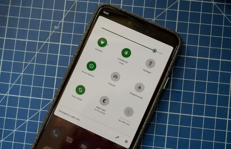 Android 10 design