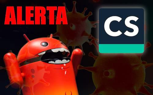 Malware encontrado no aplicativo CamScanner para Android
