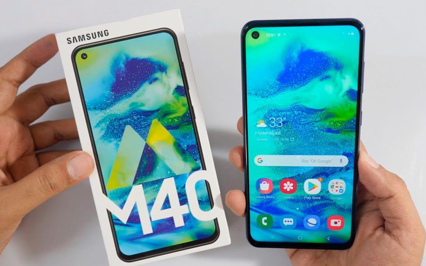 Atualização traz Modo Noite ao Samsung Galaxy M40